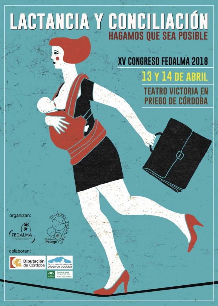 XV Congreso FEDALMA 2018 (Priego de Córdoba – Córdoba)