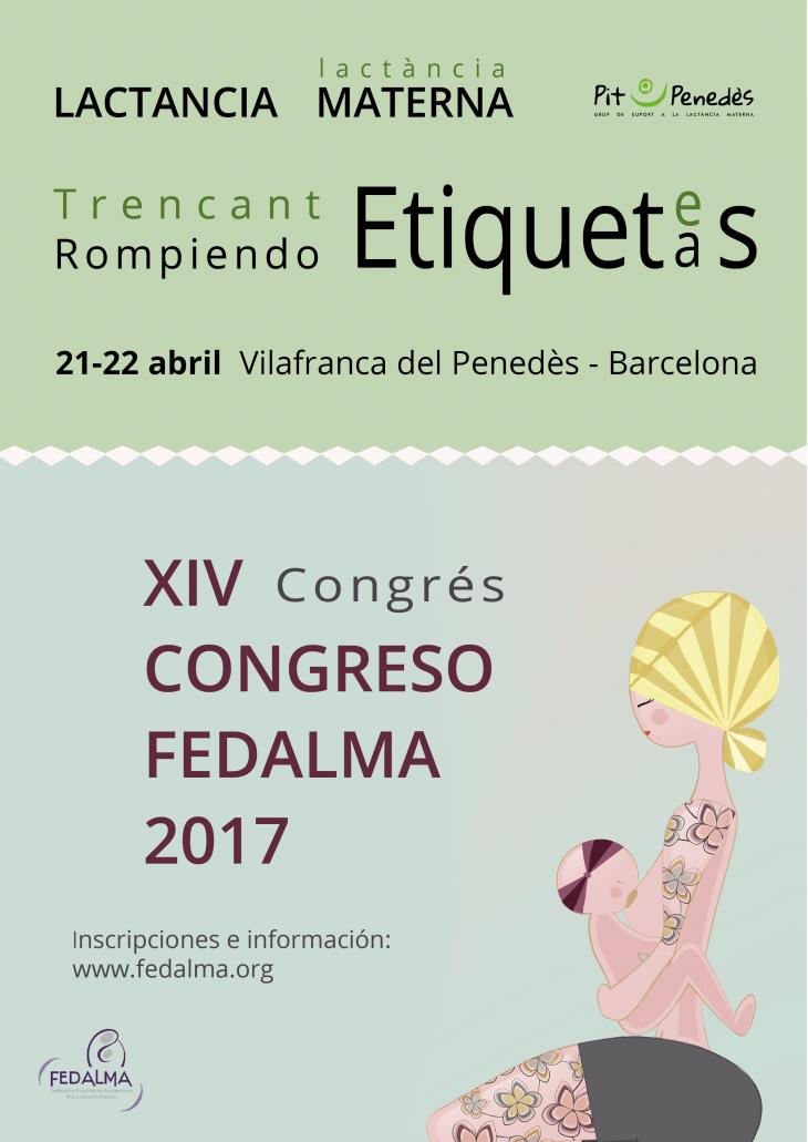 XIV Congreso FEDALMA 2017 – Vilafranca del Penedés (Barcelona)