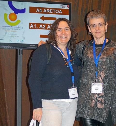 Congreso Lactancia IHAN 2015 - GAMMA Y ALBA