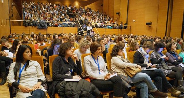 Congreso lactancia IHAN 2015 - ENCUENTRO GRUPOS