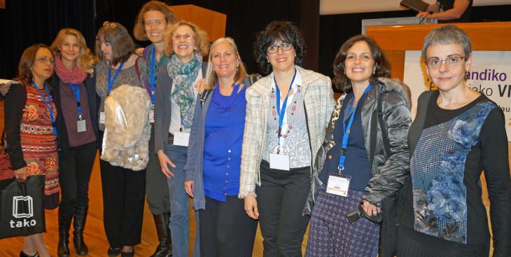 ALBA ha asistido al VIII Congreso español de lactancia materna 2015