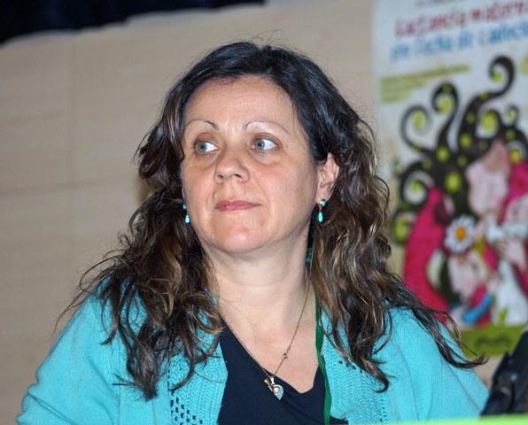 """Inma Marcos - Presentación de la comunicación """"La extracción poderosa"""""""