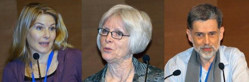 Congreso lactancia IHAN 2015 - ponentes encuentro grupos