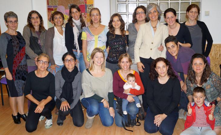 Las asesoras de ALBA siguen formándose en lactancia materna