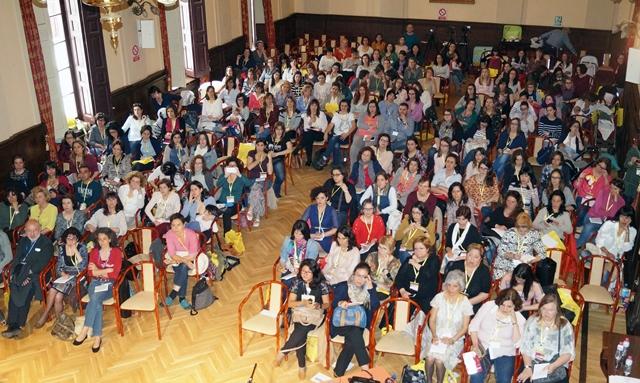 PARTICIPACION CONGRESO FEDALMA 2015