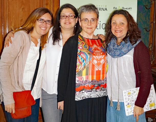 Ponentes ALBA en XIV Congreso FEDALMA 2017