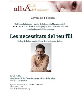 SMLM 2014: Charla de Carlos González