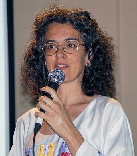 carmela baeza - congreso fedalma 2016
