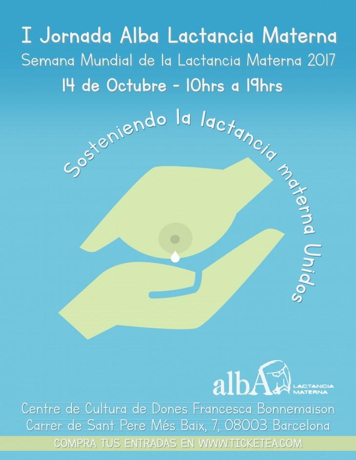 ALBA celebra la Semana Mundial de la Lactancia Materna 2017