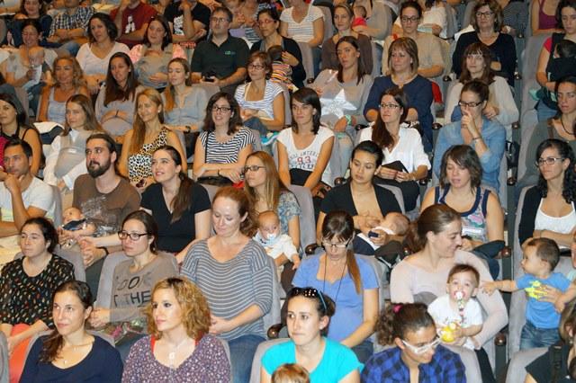 SMLM 2014: Se repite el éxito de participación en la segunda charla del Dr. Carlos González