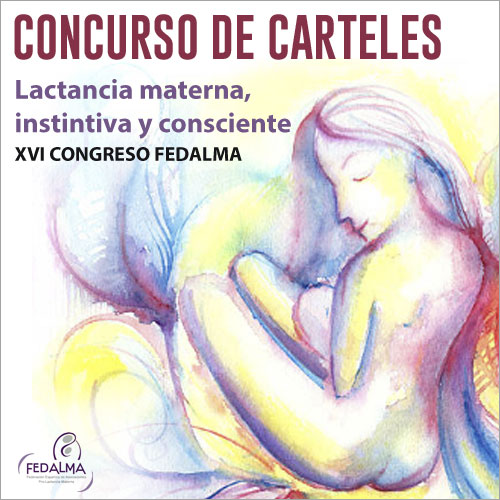 """VIII Concurso de Carteles """"Congresos FEDALMA pro Lactancia Materna"""""""