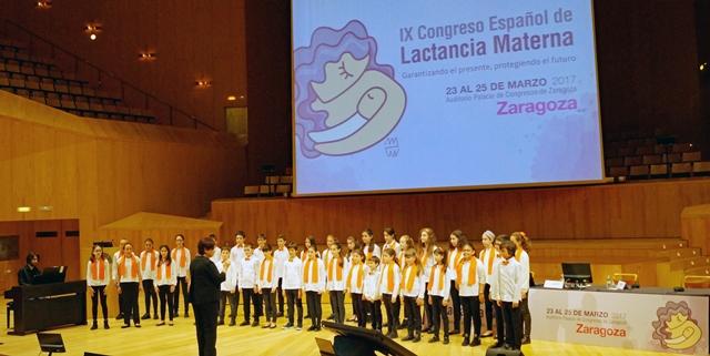 congreso ihan 2017 - coro infantil