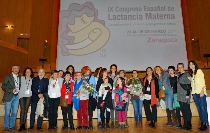 ALBA ha asistido al IX Congreso español de lactancia materna 2017