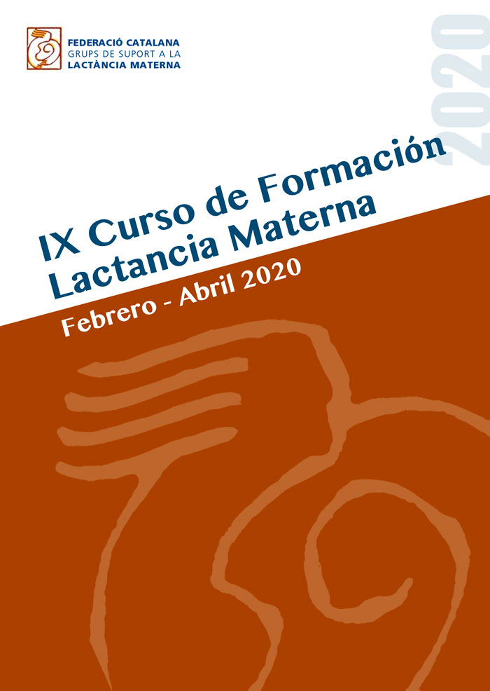 Formación para asesoras de lactancia 2020