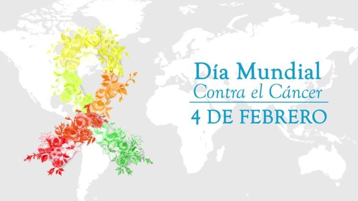 4 de Febrero – Día Mundial contra el Cáncer