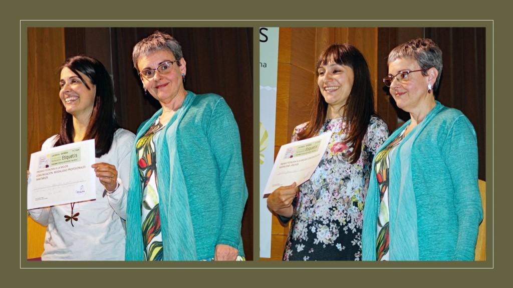 entrega premios fedalma 2017 - 2