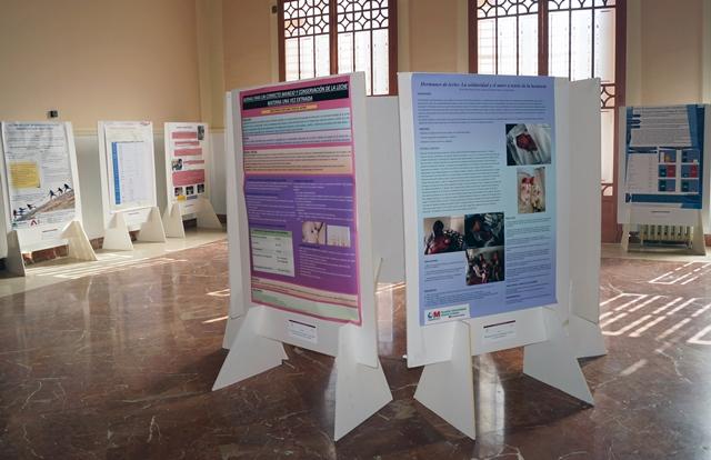 exposicion de posters - congreso fedalma 2016