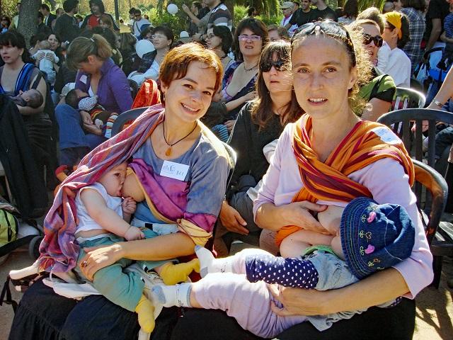 festa lactancia 2008