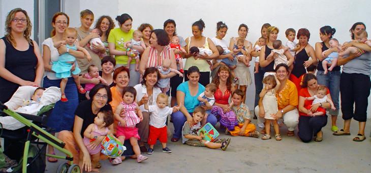 AVISO IMPORTANTE: ALBA suspende temporalmente las reuniones presenciales de Grupos de Apoyo a la Lactancia Materna