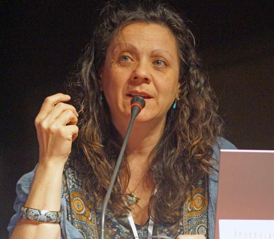 Inma Marcos - XII congreso FEDALMA 2015
