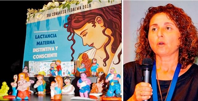 julia sanchez i platilina - congreso fedalma 2019