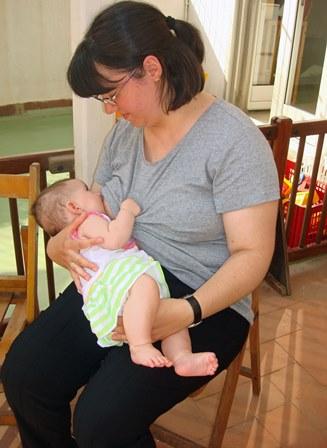 Infantilismo infantil lactancia