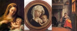 lactancia materna renacimiento y barroco