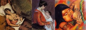 lactancia materna siglo XX