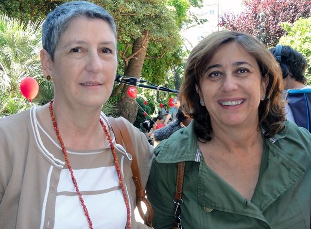 Maria Padró y Ana Riverola - Hospital Sant Joan de Déu