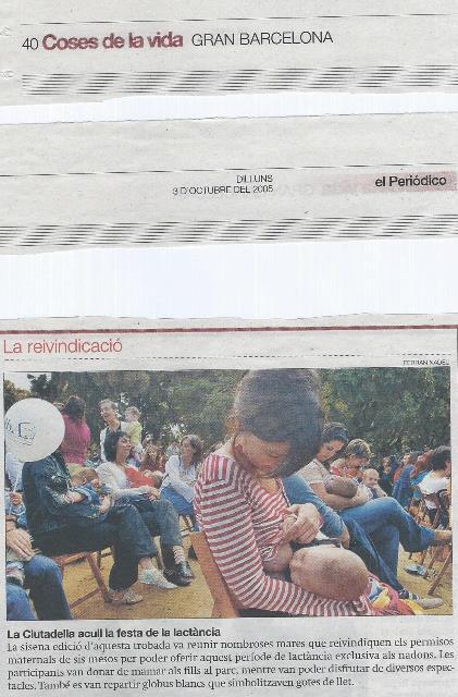 noticia 01 -  octubre 2005