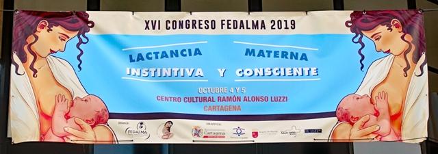 pancarta congreso fedalma 2019