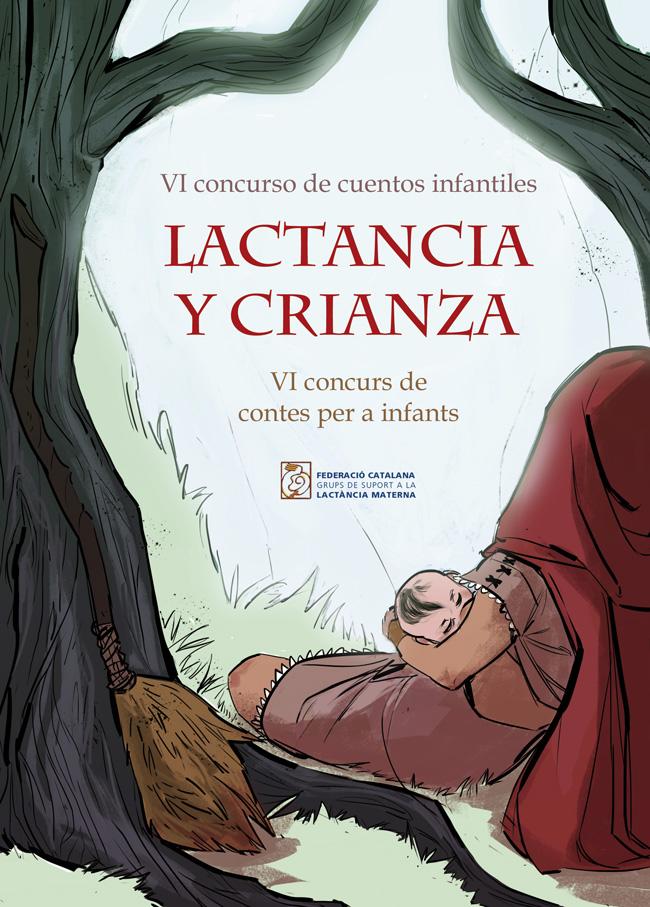"""VI Concurso de cuentos infantiles """"Lactancia y crianza"""""""
