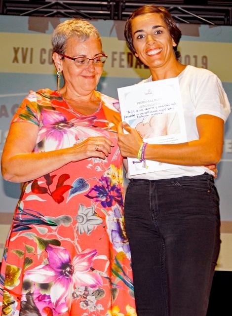 premio comunicacion congreso fedalma 2019