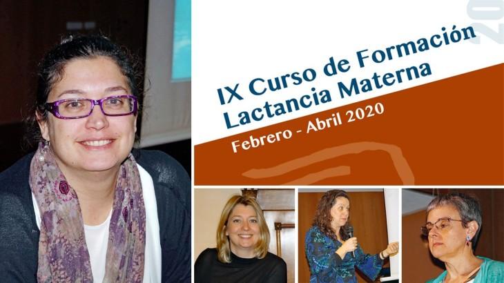 Asesoras de ALBA participaran como alumnas o profesoras en el IX Curso de Formación Lactancia Materna 2020